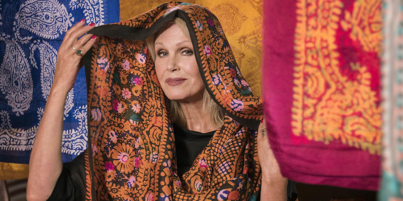 Joanna Lumley's Silk Road Adventure -